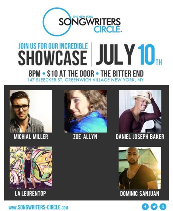 NY Songwriters Circle